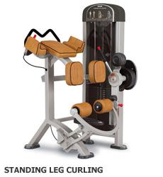 leg curling