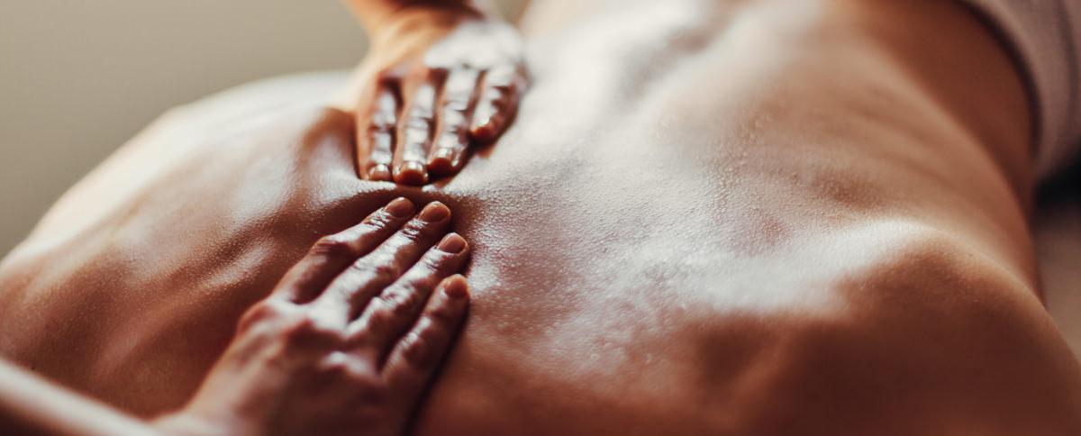 massaggio rilassante como fitness club